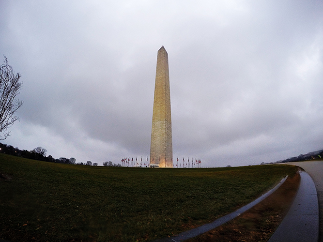 Timelapse à Washington