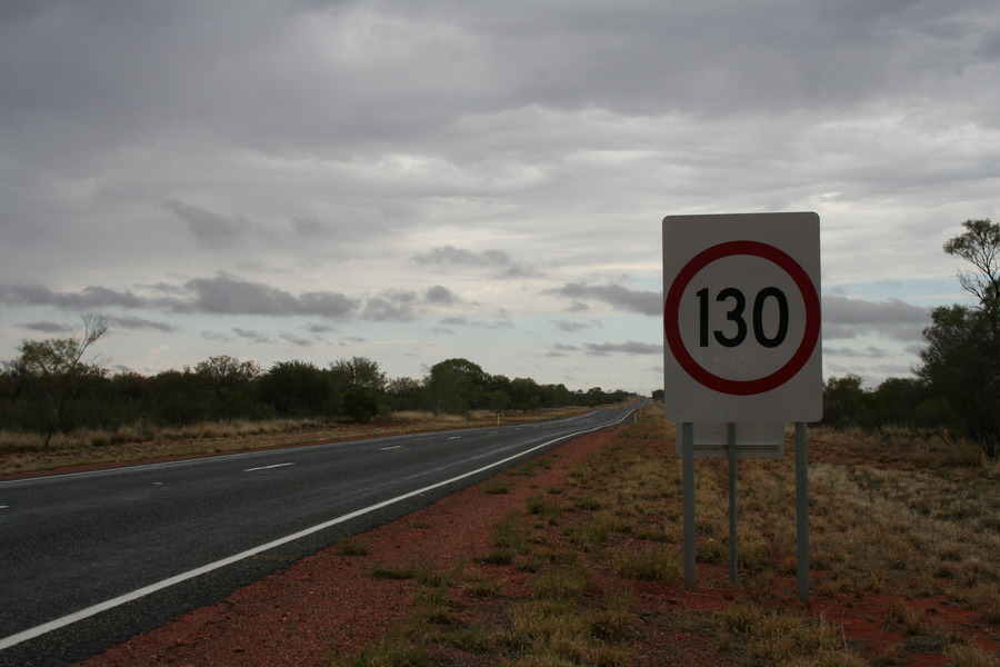 AUSTRALIA SPEED LIMIT