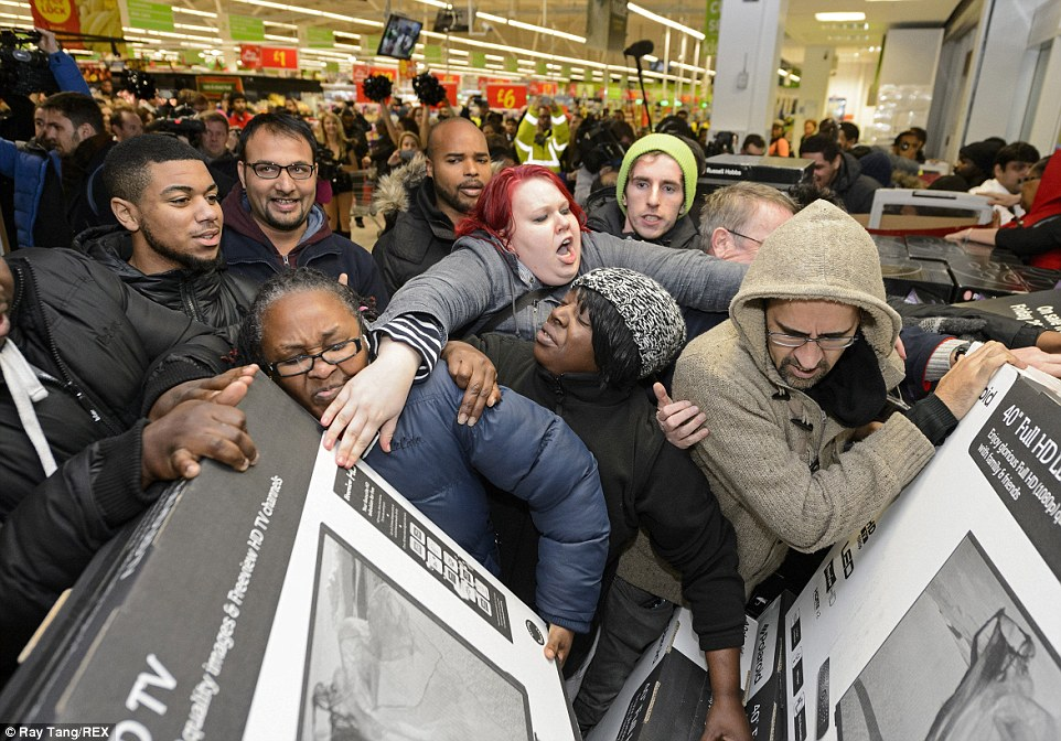 La folie du Black Friday