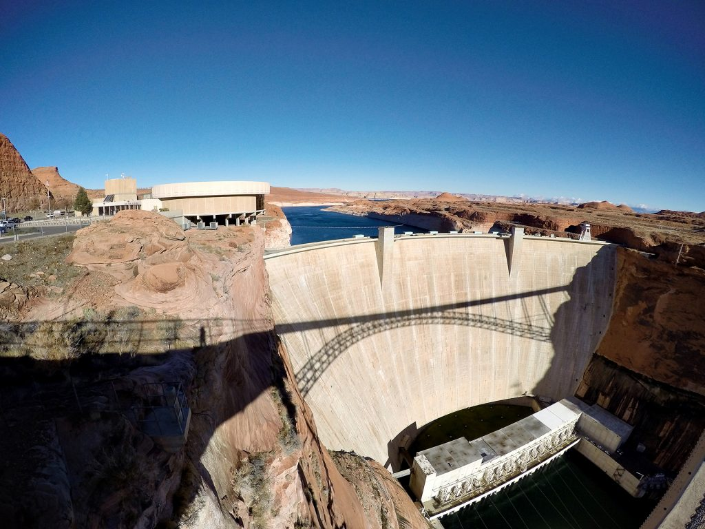 Glen Dam Canyon