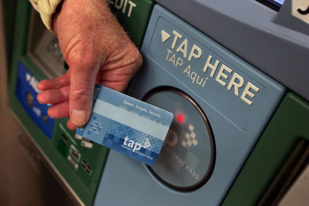 Tap Card Los Angeles