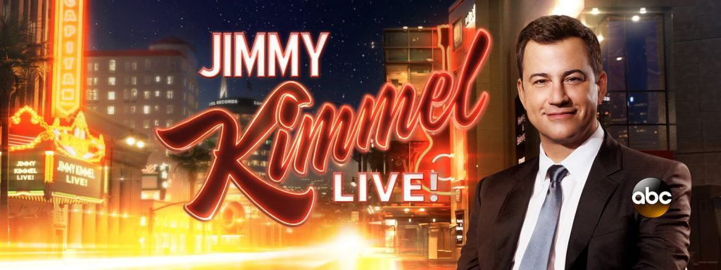 Jimmy Kimmel Live - Kevin on the road