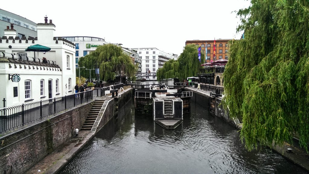 Camden town - The Lock