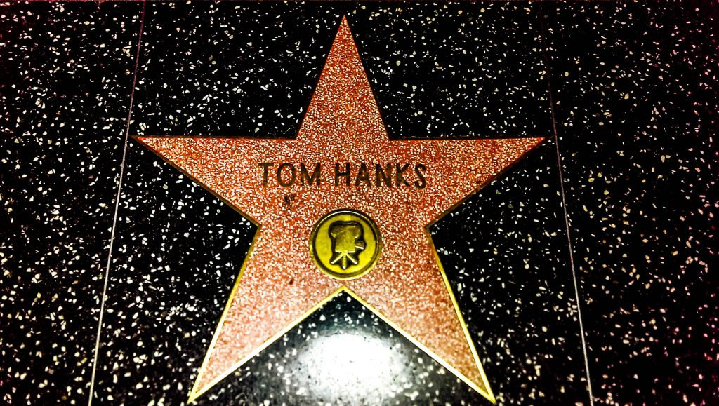 Walk of Fame Tom Hanks