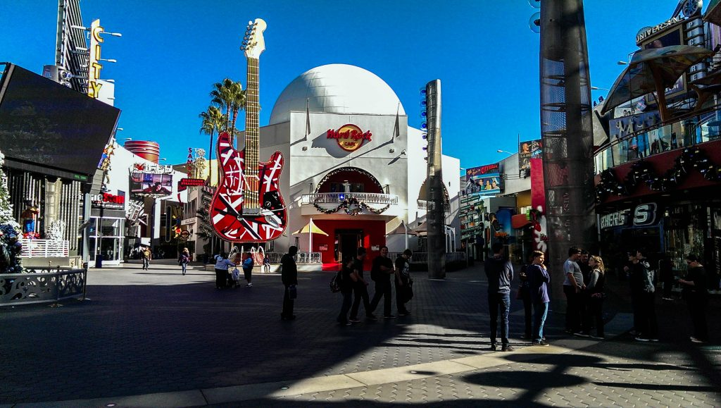 Citiwalk dans la Universal City 8