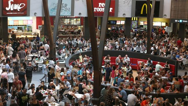 food court Australie
