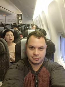 Eva Air Avion Voyage