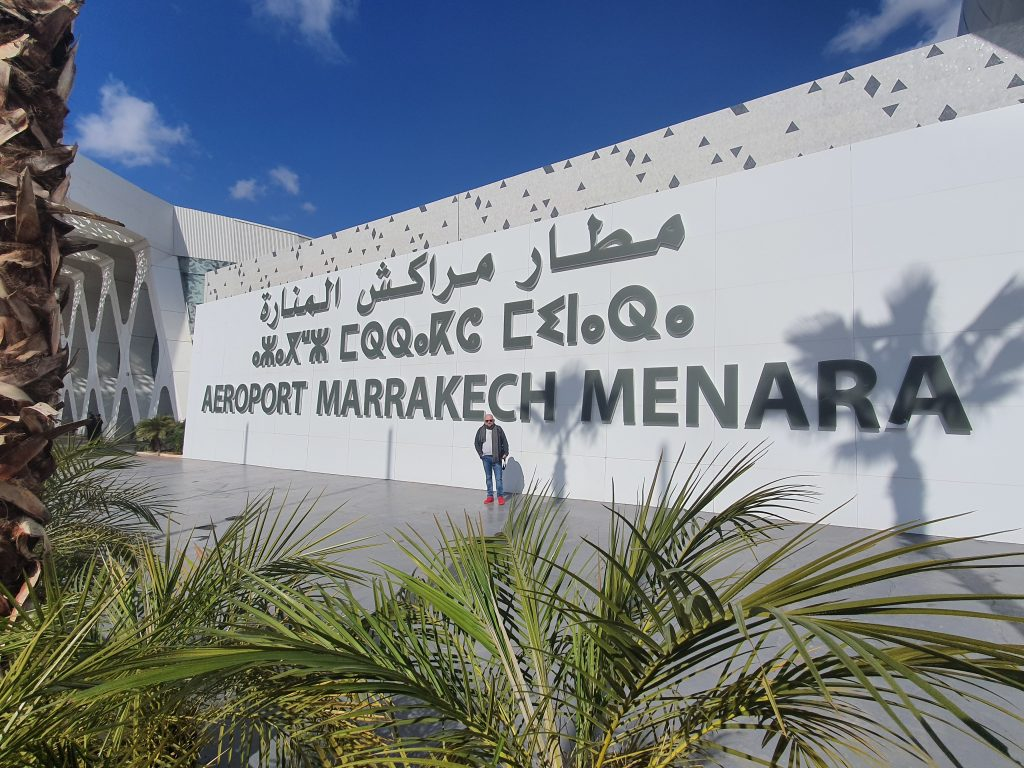 Aeroport Menara de Marrakech